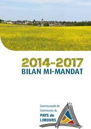 Bilan mi-mandat CCPL 2014-2017