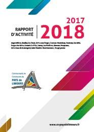 Rapport d&aposactivité 2017 2018 CCPL
